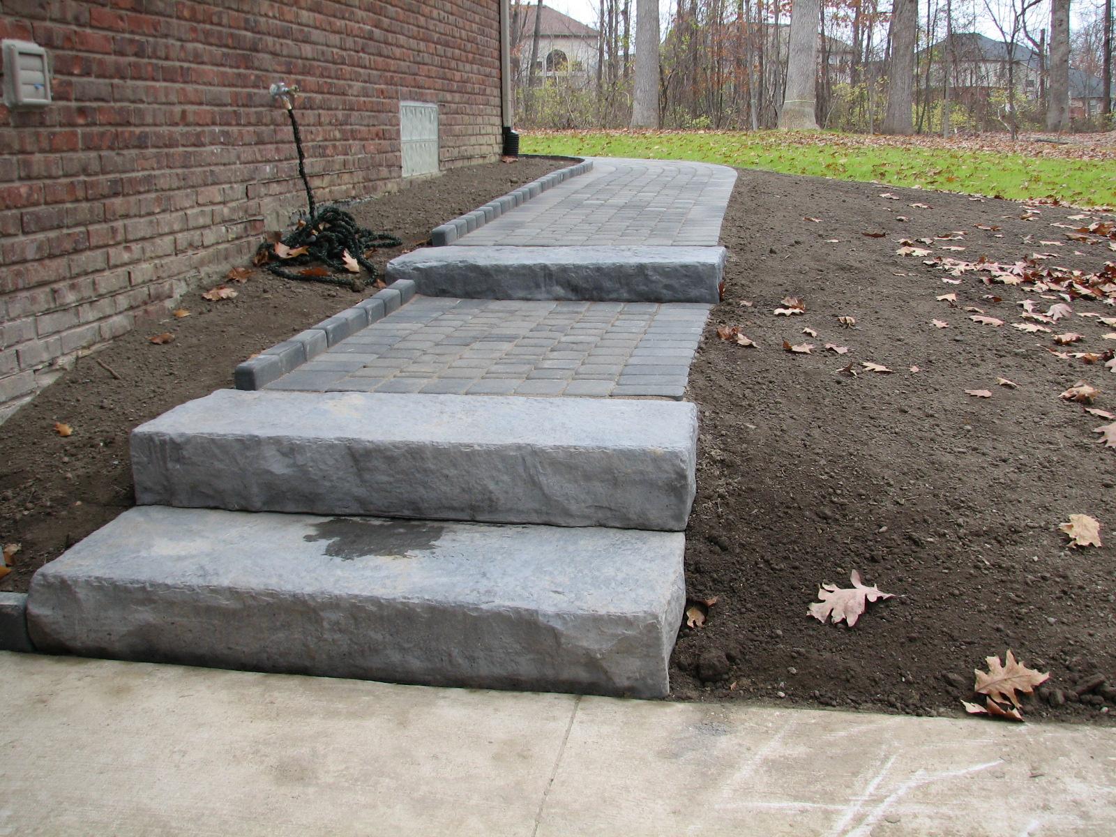 Ziegler Limestone Steps